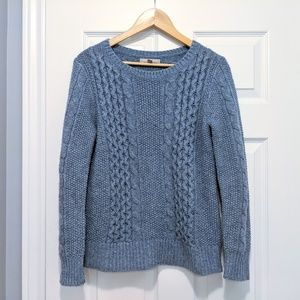 Banana Republic Cable Knit Sweater